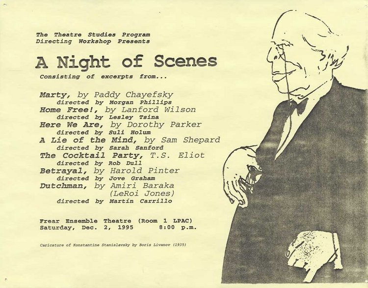 Night of Scenes (1995)