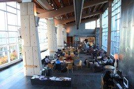 Science Center coffee bar