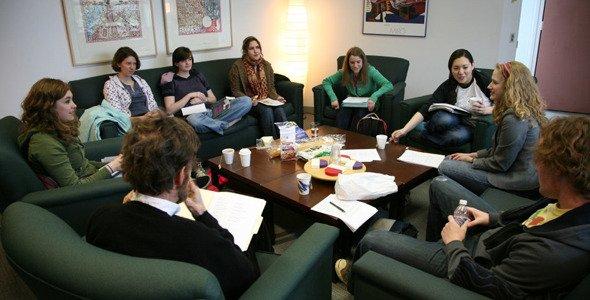 Seminar meeting