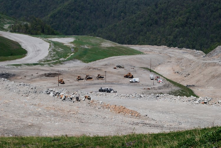 Mountaintop Removal, West Virginia