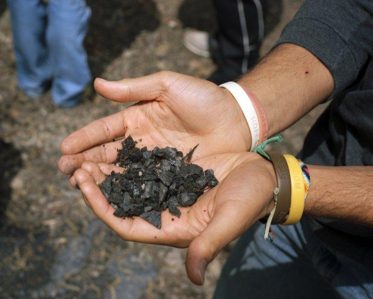 Coal in Hands