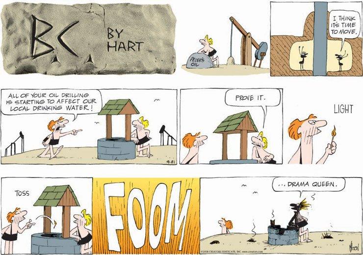 BC Comic Strip