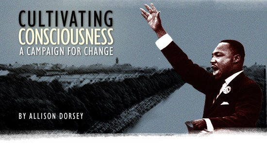 Cultivating Consciousness: A Campaign for Change by Allison Dorsey