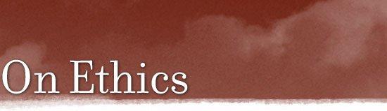 On Ethics