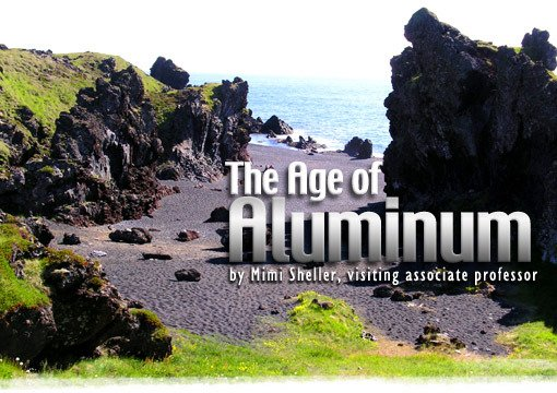 The Age of Aluminum by Mimi Sheller, visiting associate professor