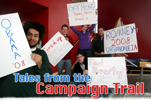 Tales from the Campaign Trail