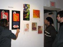 Kitao Student Art Gallery