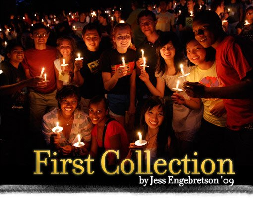 First Collection by Jess Engebretson '09