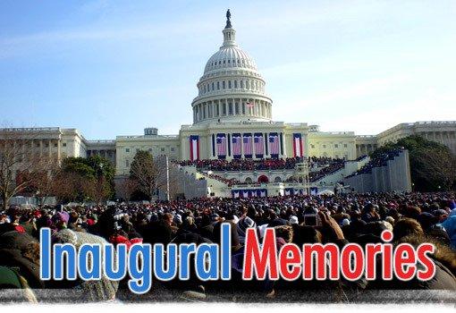 Inaugural Memories