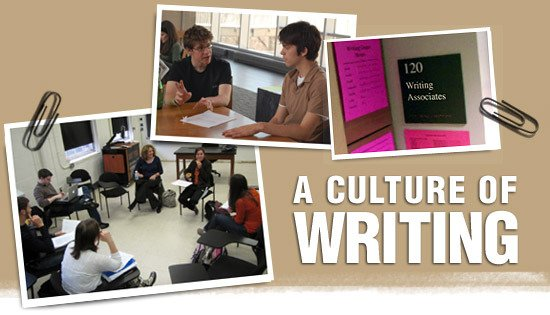 A Culture of Writing