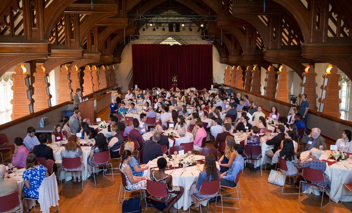 Donor Luncheon 2015