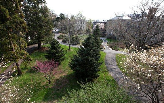 Swarthmore Scenic Campus