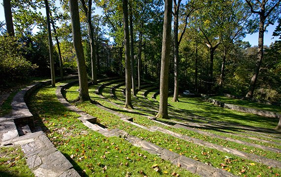 The Ampitheater