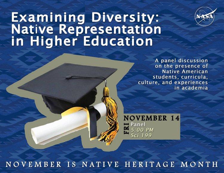 Examining Diversity flyer