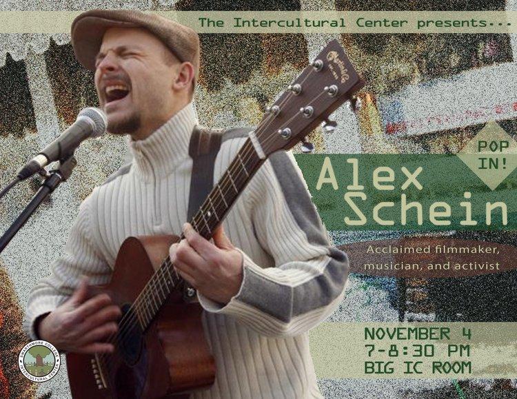 open Alex Schein page