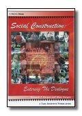 Social Construction: Entering the Dialogue
