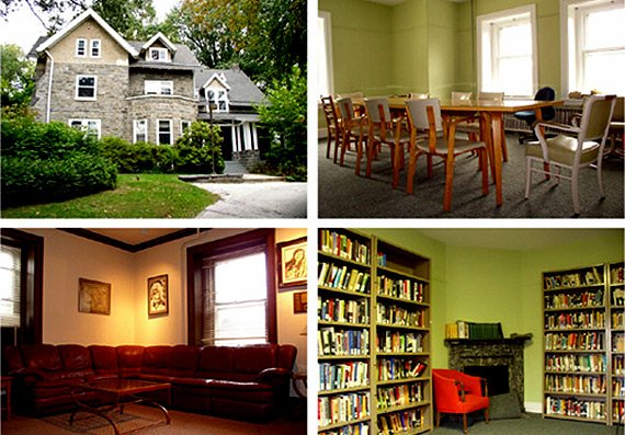 Black Cultural Center Library