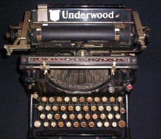 Auden's Typewriter