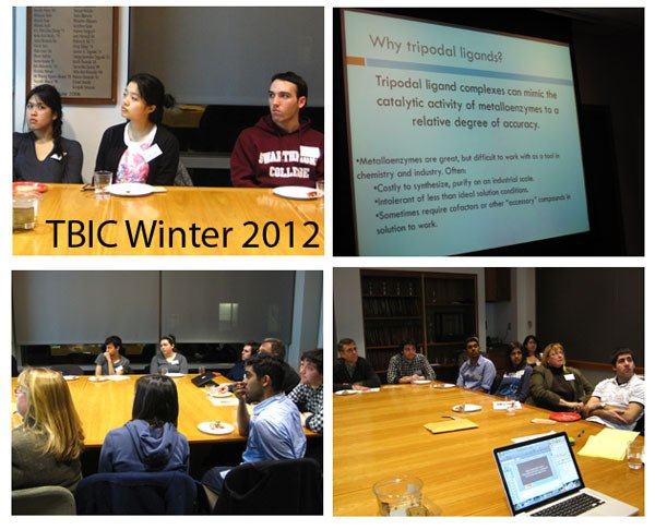 TBIC meeting on February 7, 2012 at Swarthmore College