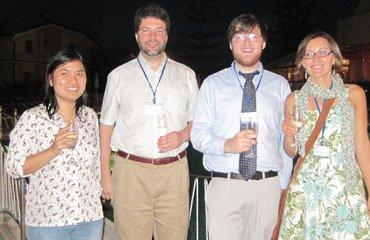 Thao Tran, F. Brad Johnson, Jack Nicoludis, and Liliya Yatsunyk