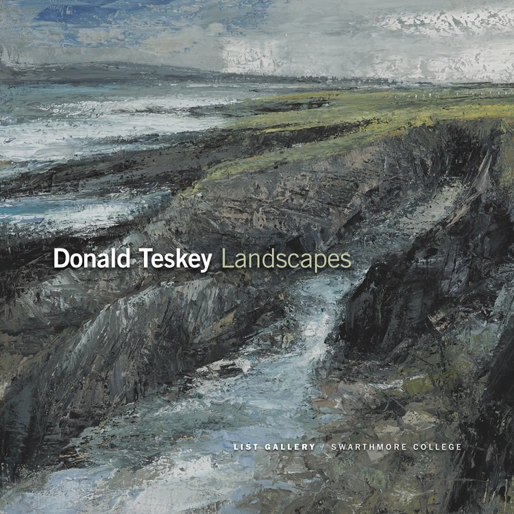 Donald Teskey: Landscapes catalog
