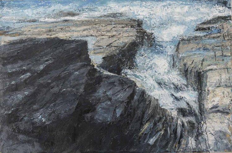 Donald Teskey, Tidal Rocks