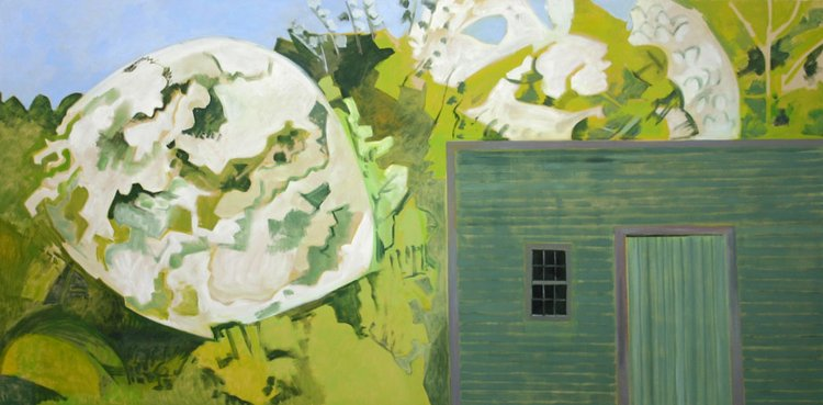 Lois Dodd exhibition