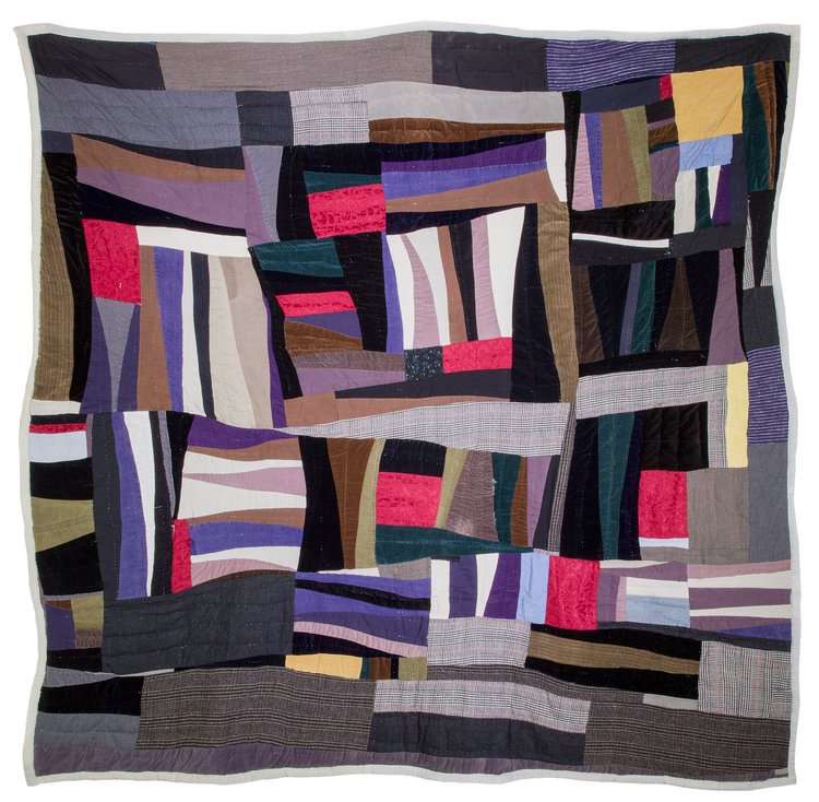 Mary Lee Bendolph quilt