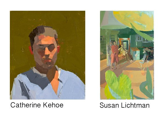 Kehoe and Lichtman exhibition
