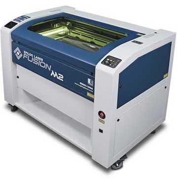 Epilog Fusiojn Laser Cutter