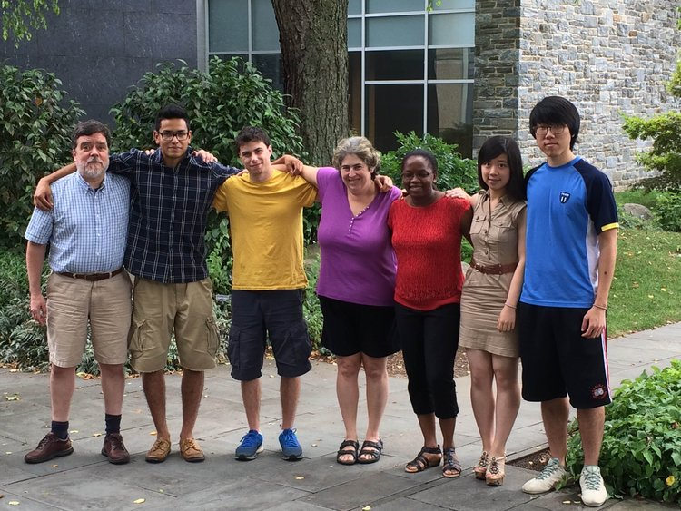 2014 summer student research