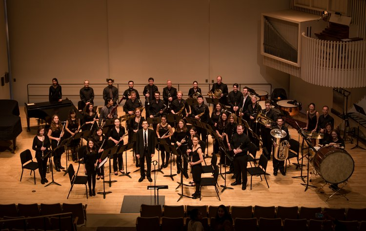 The Swarthmore College Wind Ensemble