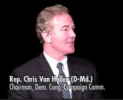 Rep. Chris Van Hollen '83