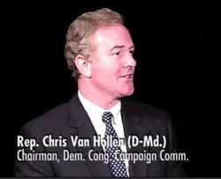 Rep. Chris Van Hollen '83