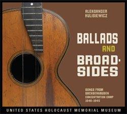 Ballads and Broadsides
