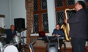 student jazz ensemble