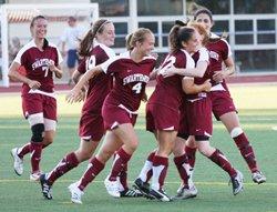 Garnet women's soccer