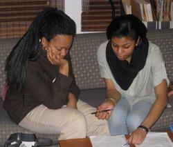 Lang Center Students