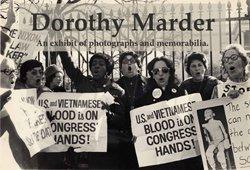 Dorothy Marder