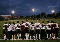 Swarthmore Men's Soccer Team 2009