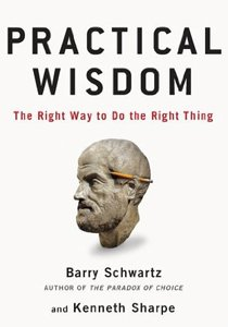Practical Wisdom Book Jacket