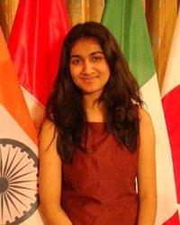 Riana Shah '14