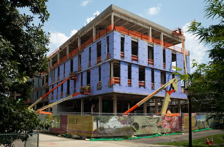 BEP under construction