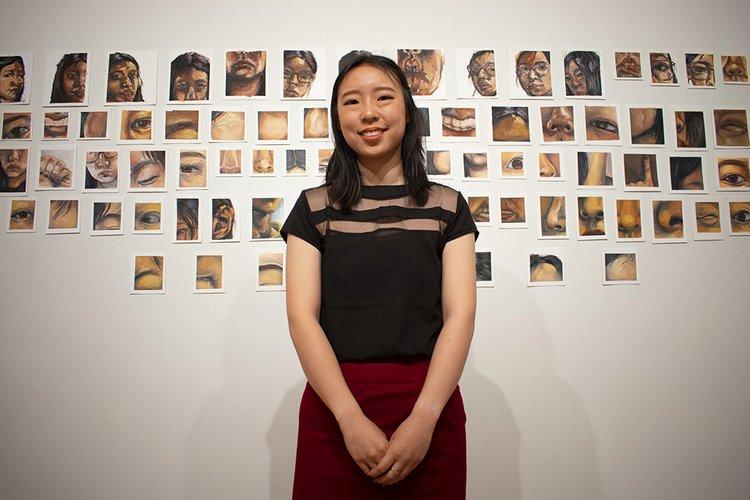 Angela Xena Wang '19