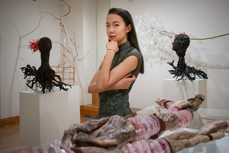 Wendy Ziyue Wu '19
