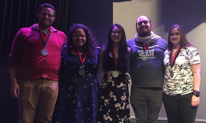 OASIS Slam Poetry Team