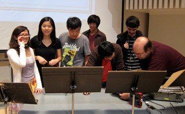 Orchestra 2001