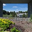 Green Roof on Swarthmore's campus