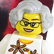 Nancy Grace Roman in Lego form