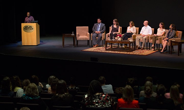 Re-imagining the Swarthmore Student Experience panel